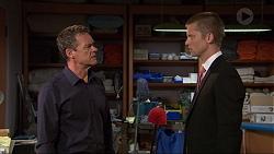 Paul Robinson, Daniel Robinson in Neighbours Episode 7352