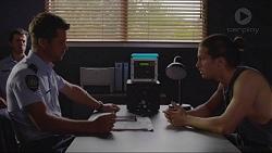 Mark Brennan, Tyler Brennan in Neighbours Episode 7353