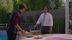 Ned Willis, Brad Willis in Neighbours Episode 7353