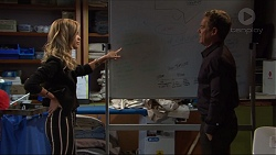 Madison Robinson, Paul Robinson in Neighbours Episode 7353