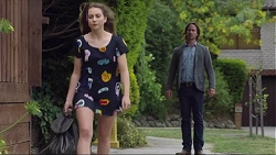 Piper Willis, Brad Willis in Neighbours Episode 7353