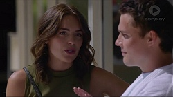 Paige Novak, Jack Callaghan in Neighbours Episode 7354