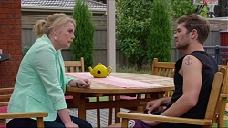 Lauren Turner, Ned Willis in Neighbours Episode 7354