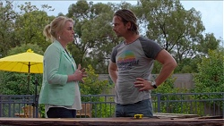 Lauren Turner, Brad Willis in Neighbours Episode 7354