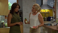 Paige Novak, Lauren Turner in Neighbours Episode 7354