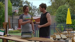 Brad Willis, Ned Willis in Neighbours Episode 7354