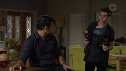 Nate Kinski, Ben Kirk in Neighbours Episode 7355