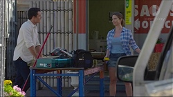 Jack Callaghan, Amy Williams in Neighbours Episode 7355
