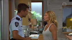 Mark Brennan, Steph Scully in Neighbours Episode 7355