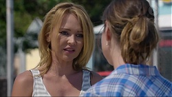 Steph Scully, Amy Williams in Neighbours Episode 7355