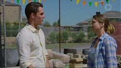 Jack Callahan, Amy Williams in Neighbours Episode 7355