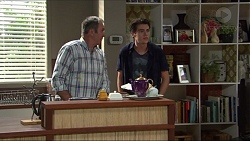 Karl Kennedy, Ben Kirk in Neighbours Episode 7356