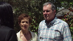 Sarah Beaumont, Susan Kennedy, Karl Kennedy in Neighbours Episode 7356