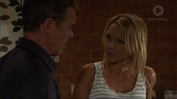 Paul Robinson, Steph Scully in Neighbours Episode 7356