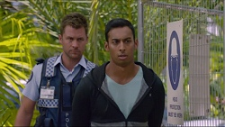 Mark Brennan, Tom Quill in Neighbours Episode 7357