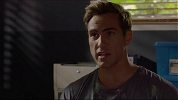 Aaron Brennan in Neighbours Episode 7357