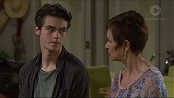 Ben Kirk, Susan Kennedy in Neighbours Episode 7357
