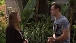 Terese Willis, Aaron Brennan in Neighbours Episode 7357