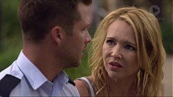 Mark Brennan, Steph Scully in Neighbours Episode 7357