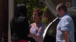 Sarah Beaumont, Susan Kennedy, Toadie Rebecchi in Neighbours Episode 7358