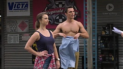 Amy Williams, Jack Callaghan in Neighbours Episode 7359