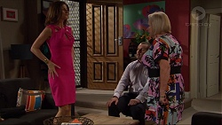 Jackie Gore, Toadie Rebecchi, Sheila Canning in Neighbours Episode 7359