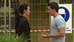 Wendy Leung, Jack Callaghan in Neighbours Episode 7359