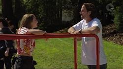 Piper Willis, Brad Willis in Neighbours Episode 7359