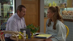 Toadie Rebecchi, Xanthe Canning in Neighbours Episode 7359