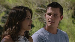 Paige Novak, Jack Callaghan in Neighbours Episode 7359