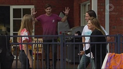 Piper Willis, Ned Willis, Brad Willis, Terese Willis in Neighbours Episode 7360