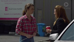 Amy Williams, Terese Willis in Neighbours Episode 7360