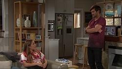 Piper Willis, Ned Willis in Neighbours Episode 7360
