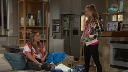 Piper Willis, Xanthe Canning in Neighbours Episode 7360