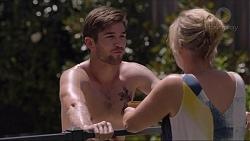 Ned Willis, Lauren Turner in Neighbours Episode 7360