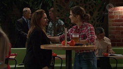Terese Willis, Amy Williams in Neighbours Episode 7360