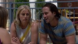 Lauren Turner, Brad Willis in Neighbours Episode 7362