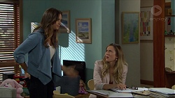 Amy Williams, Sonya Mitchell in Neighbours Episode 7362