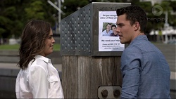 Paige Novak, Jack Callaghan in Neighbours Episode 7362