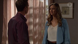 Paul Robinson, Amy Williams in Neighbours Episode 7362