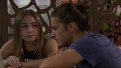 Piper Willis, Tyler Brennan in Neighbours Episode 7362