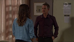 Amy Williams, Paul Robinson in Neighbours Episode 7362