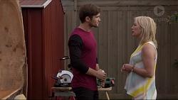 Ned Willis, Lauren Turner in Neighbours Episode 7362