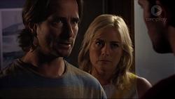 Brad Willis, Lauren Turner in Neighbours Episode 7363