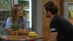 Piper Willis, Ned Willis in Neighbours Episode 7363