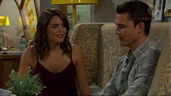Paige Novak, Jack Callaghan in Neighbours Episode 7363