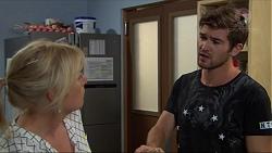 Lauren Turner, Ned Willis in Neighbours Episode 7363