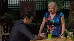 Nate Kinski, Sheila Canning in Neighbours Episode 7364