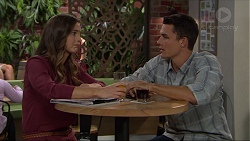 Amy Williams, Jack Callahan in Neighbours Episode 7364