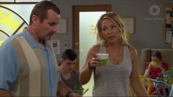 Toadie Rebecchi, Steph Scully in Neighbours Episode 7365